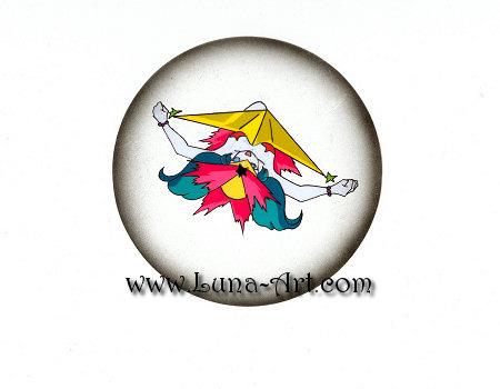 Luna Art Cel Gallery Sailor Moon S Series