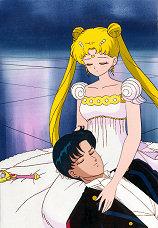 Imagens de casais no anime sailor moon. Sm1241